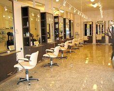 Beauty salon decorating ideas photos modern hair salon design ideas homenit beauty salons - Aveda salon washington dc ...
