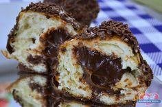 http://xamegobom.com.br/receita/bolinho-de-chuva-com-chocolate/ Prepare um Bolinho de Chuva muito gostoso. Experimente o Bolinho de Chuva com Chocolate, mais uma delicia preparada com nossa linha Confeitare.