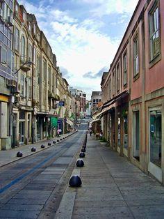 Viseu-Rua do Comercio