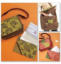 Messenger bag from McCalls