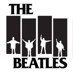 Vinyl Album & Movie Mash Up Parodies. Prints, T Shirts, Commissions & more. Beatles Album Covers, Beatles Albums, Beatles Art, Vinyl Record Art, Vinyl Art, Vinyl Cover, Cover Art, Black Flag Logo, Beatles Birthday