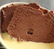 Recette - Marquise au chocolat - Notée 4.5/5 par les internautes