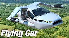 flying car - YouTube
