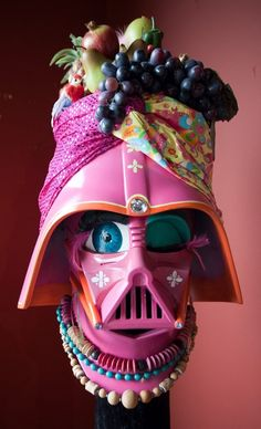 It's Darth Vader WAH!