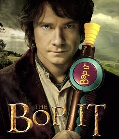 The Bopit.  A very intense and epic tale.