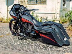 Harley Davidson Bagger Lowrider