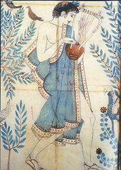 Ancient Greek Art, Ancient History, Art History, Art Romain, Objets Antiques, Minoan Art, Mediterranean Art, Greek Paintings, Egypt Art