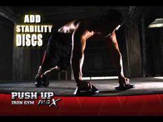 'Iron Gym Push Up MAX' - Train je bovenlichaam