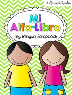 With this wonderful reader your students will be able to practice and improve their reading skills. I use it with my kiddos and I have seen wonderful results! Each of my babies have their own reader in a folder, and they focus on one of the letters every week.   What will you find? *Words {with 2 and 3 syllables} for each letter of the Spanish alphabet {including c fuerte, c suave, r fuerte, r suave, g fuerte, g suave, and güe, güi} *Sentences for each letter of the Spanish alphabet, except…