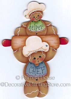 A Chef and His Helper by Pamela House - PDF DOWNLOAD