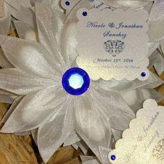 Thx Nicole, To IL #athenas_favor_me_always #greekamericanwedding #Truelove #greekwedding #greekweddingfavors #GreekOrthodoxwedding #koufeta #GreekBaptism #whitefavor #bluefavor #rhinestonefavor #weddingfavor #greekislandwedding #SantoriniWedding #etsy