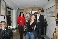 Evento da Chaves Oliveira Wines na Casa Vidigal