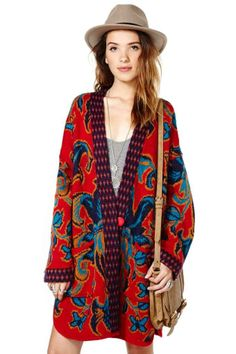 About Me Cardigan
