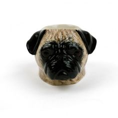 Pug Egg Cup at http://www.ohhdeer.com