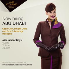 Now hiring Cabin Crew, Inflight Chefs and Food & Beverage Managers to join our award-winning team!