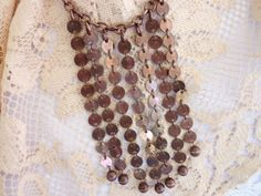 Unique Princess Length 1819 Copper Necklace with by CEOriginals