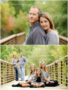Sara Jensen Photography - Family Pose