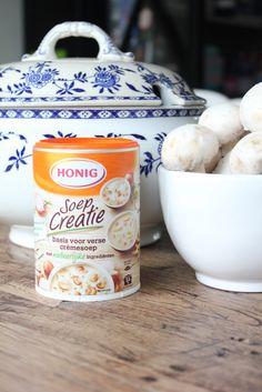 HONIG SOEP CREATIE | ENJOY! The Good Life