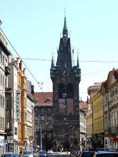 Jindrisska Tower