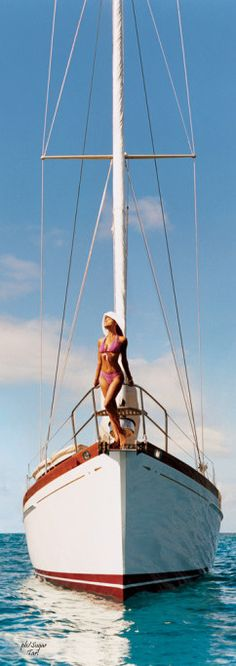 ⚓ Come Sail Away with Me {ocean, lake, beach, boats} ⚓  St. Barts