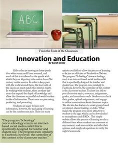 Innovation and Education in the Spring 2013 Issue http://sisgigroup.org/2013/04/bgi-spring-2013/ #Education #k-12 #teachers @BeyondGoodIdeas