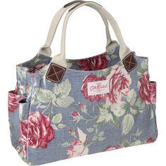 Cath Kidston Level G, Antique Rose Day Bag.