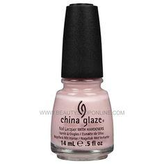 China Glaze Nail Polish - #216 Diva Bride 70286