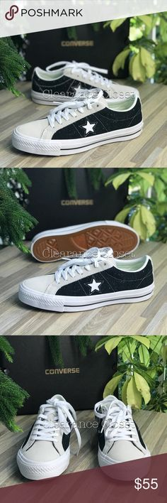 NWT Converse One Star PRO OX Suede B W W AUTHENTIC Brand new with box. 113dc7010