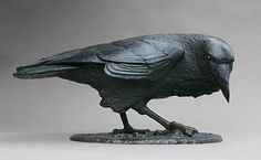 Andrea Rich, Bronze Sculpture.  This is so Victorian-like