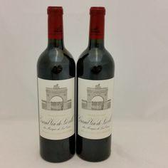 Online veilinghuis Catawiki: 2008 Château Léoville- Las - Cases  Grand Vin de Léoville, Saint Julien x 2 bottles