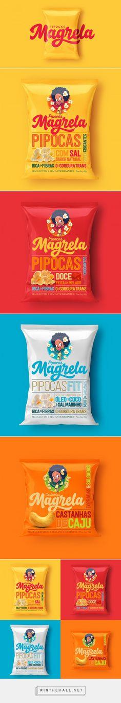 Magrela Popcorn on Behance - created via https://pinthemall.net