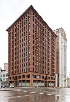 USA-Buffalo (2011) - Prudential (Guaranty) Building entworfen von Louis Sullivan und Dankmar Adler