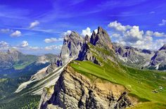 Odle Mountain, Dolomites