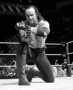 The Undertaker (black & white)