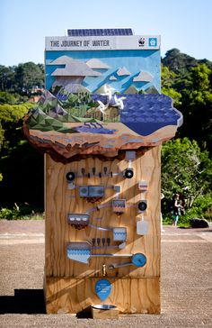 Soon after being shortlisted for an Icon award for best emerging design studio in the world, VISI caught up with Lyall Sprong and Marc Nicolson about their new Story of Water installation at Kirstenbosch.