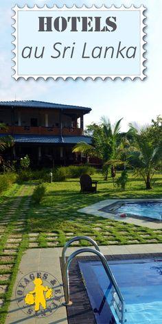 Notre sélection d'hôtels testés et approuvés par nos enfants au nord du Sri lanka!