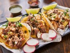 Cinco de Mayo: 19 of the Best Authentic Mexican Recipes Authentic Mexican Recipes, Mexican Food Recipes, Ethnic Recipes, Mexican Shredded Chicken, Shredded Pork, Pressure Cooker Carnitas, Pork Tamales, Honey Lime Chicken, Pulled Pork Tacos