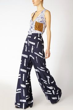 18 Magical Things We Found Online Today #refinery29  http://www.refinery29.com/best-online-clothing#slide17  For ethical clothing that feels fashion-y, we head to Accompany. And, it's these Osei-Duro trousers we have our eye on now.