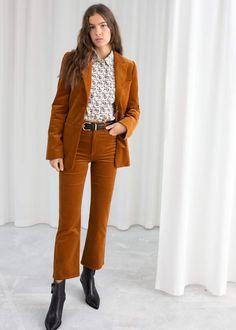 Bnwt & Other Stories Beige High Waist Wide Leg Trousers 34 Uk 8 Online Now! Hosen