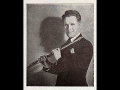Concerto for Two Flutes and Orchestra (Dominico Cimarosa)  flute : Marcel Moyse, Louis Moyse L'Orchestre de l'Association des Conserts Lamoureaux  dir. de Eugène Bigot  French Gramophone  2LA 5482-85 Rec.1948 Paris