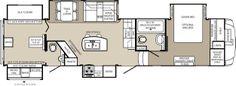 Palomino RV - Columbus 385BH Bunk House