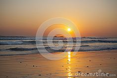 Sunset Beach - Download From Over 25 Million High Quality Stock Photos, Images, Vectors. Sign up for FREE today. Image: 43393603