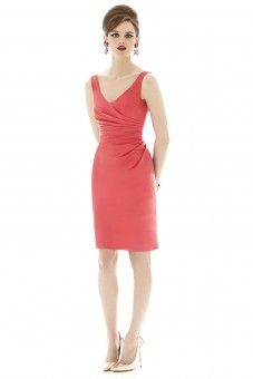 Alfred Sung bridesmaid dress - style D644 $138