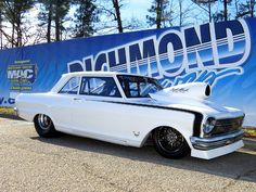Cool early '60's Chevy II