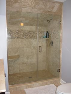 Shower tile designed by Stefanie Ciak www.jsbrowncompany.com