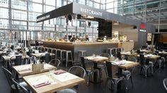 Picture of Obika Mozzarella Bar in Canary Wharf, London