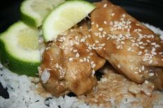 Indonesian Peanut Butter Chicken