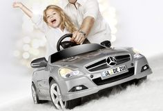 Toys cars for kids - Mecedes AMG 63.