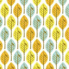 FQ Floral Craft Cotton Quilt Marron Clair Fleur Rayure Tissu par 1//4 mètre