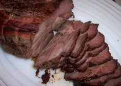 Make and share this Marinated Roast Beef recipe from Genius Kitchen.
